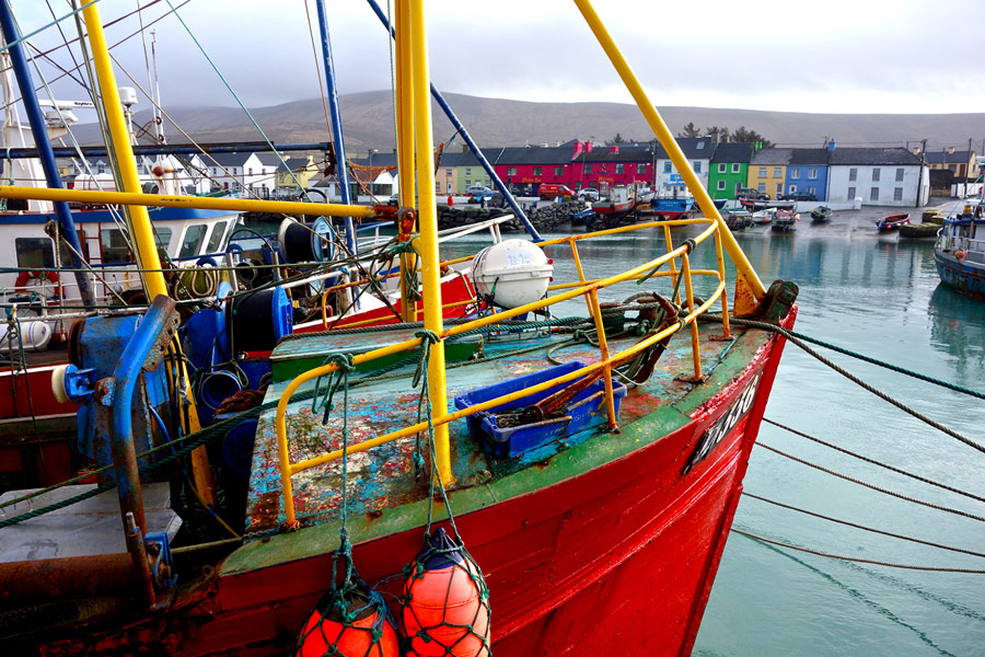Portmagee and the Moorings