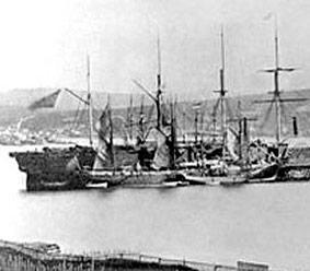 First Transatlantic Cable Terminal