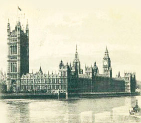Valentia Slate was used on the Westminister Houses of Parliament