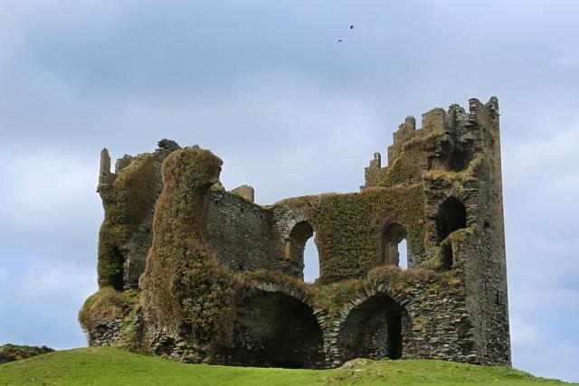 Ballycarbery Castle Cahirciveen
