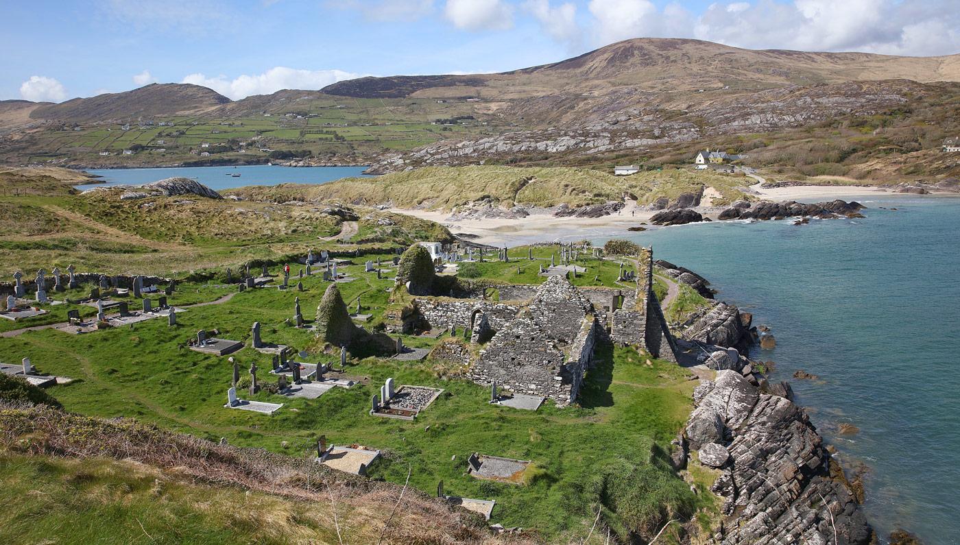 Abbey Island Derrynane
