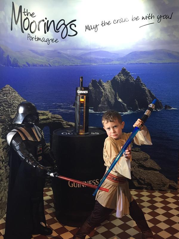 Jedi in the Moorings