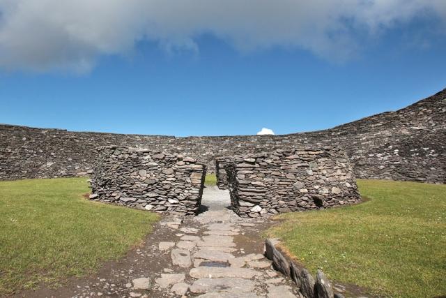 Cahergal Fort